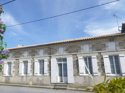 Photo for Grde house tt comfort classified 3 * clévacances 3 keys, renovated with garden