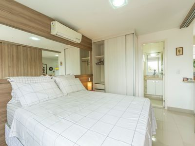 Photo for FLAT furnished in the BEST location of Ponta Negra
