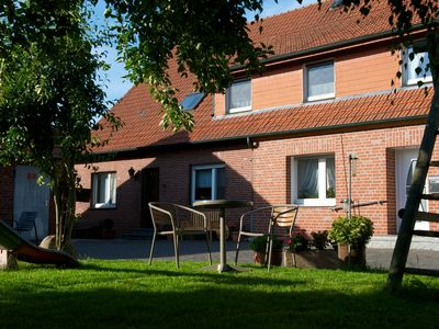 Photo for spacious apartment in the countryside, ideal starting point for cycling