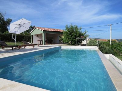 Photo for Old renovated house with private swimming pool, romantic, quiet, family friendly
