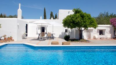 Photo for IBIZA FEELING PURE -- ENJOYING THE MAGIC OF THE ISLAND -- RELAX IN A GREAT FINCA