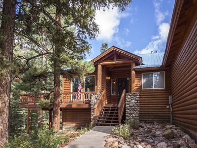 Photo for Family-friendly alpine home w/ hot tub near Electra Lake - 2 dogs welcome!
