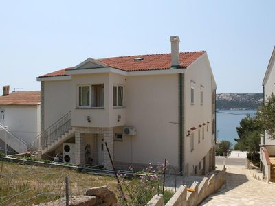 Photo for Apartment in Stara Novalja (Pag), capacity 2+0