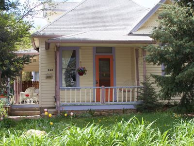 Photo for Serene Oasis in Heart of Boulder  - Walk to C U, Pearl St, Hiking, Shopping