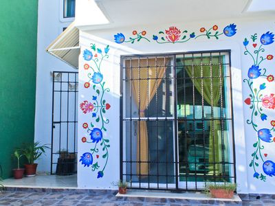 Photo for Casa Corazón is a Mexican style house, with excellent lighting and location.