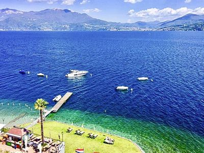 Photo for Residence Casa & Vela SRL, Oggebbio  in Lago Maggiore - 2 persons, 1 bedroom