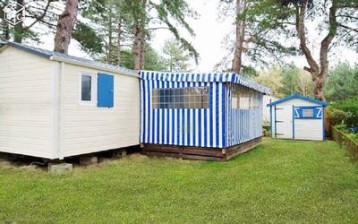 Photo for Quend Plage Somme Mobile home Pins spacious 40m2