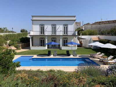 Photo for Luxury Villa with Private Pool  in the Heart of a Traditional Algarve Village
