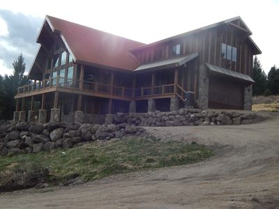 Photo for *New Construction* Soaring Eagle Lodge is Spacious with Stunning Views
