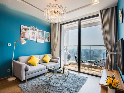 Photo for VINHOMES APT / PERFECT FOR STAYING/ CENTRAL HANOI
