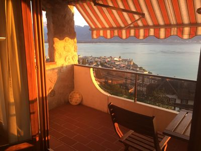 Photo for Montreux Music BnB: friendly with breakfast provided