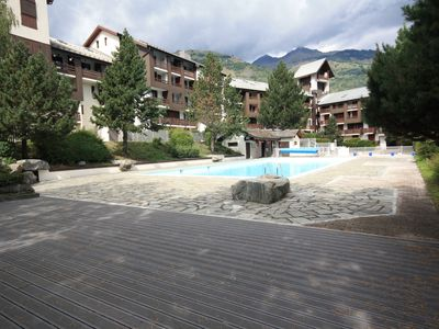 Photo for studio 4 people BOURG ST MAURICE LES ARCS. Free WIFI
