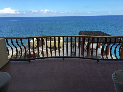 Photo for Elegant Beach front Condos short distance from Los Barriles