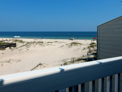 Photo for Down By The Sea (E-4) - Adorable 2 Br Unit in Ft. Morgan Townhomes with Great Gulf Views and Pool Access!