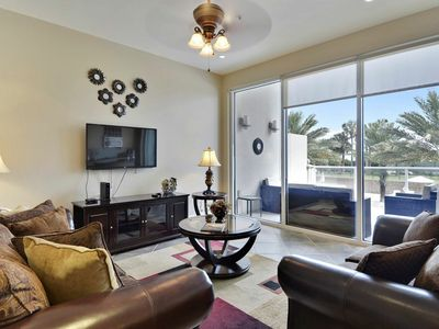 Photo for Diamond Beach 216, 2/2 sleeps 6, lazy river in the resort. The BEST Gulf Views!