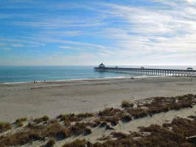 Photo for Folly Beach Suites 3A - Outstanding Ocean Views and Steps from Everything