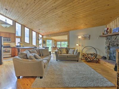 Photo for Fraser Home w/ Views - 7 Mi to Winter Park!