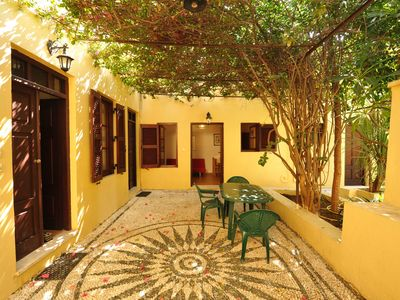 Photo for Traditional island house in the heart of Rodos