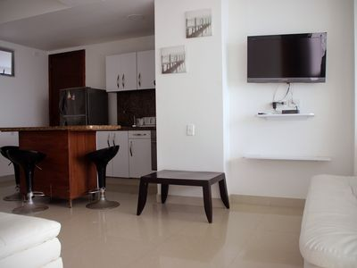 Photo for 2BR Apartment Vacation Rental in Cartagena, Bolívar