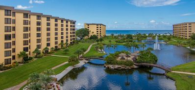 Photo for Best Beach and Sunset View in the Best Condo Complex on #1 rated Siesta Beach