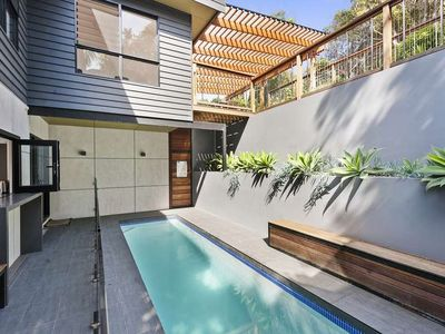 Photo for The ultimate beach house with lap pool