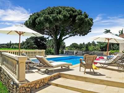 Photo for Charming 4 bedroom House in Grimaud (Q7307)