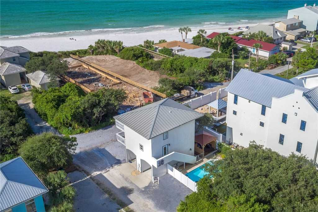 Pelican Place 30a Seagrove Beach Private Access Pool