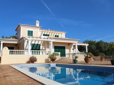 Photo for Exclusive 3 Bedroom Villa with Pool and Extensive Gardens