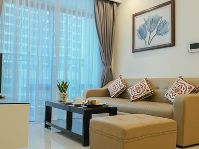 Photo for 1BR Apartment Vacation Rental in Ho Chi Minh city, Ho Chi Minh city