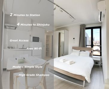 Photo for 41A new house in shinjuku/great access