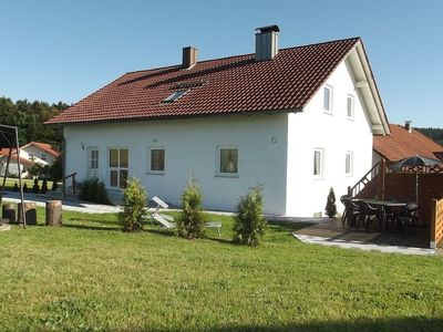Photo for Apartment / app. for 5 guests with 85m² in Breitenberg (93033)