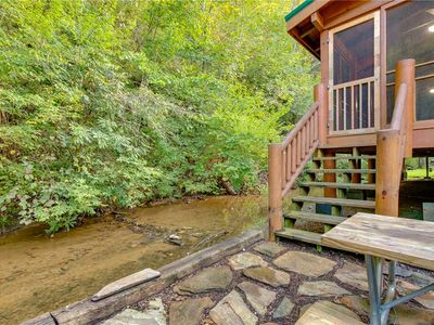 Photo for Water's Edge Retreat, 8 Bedrooms, Sleeps 38, Game Room, WiFi, Fire Pit
