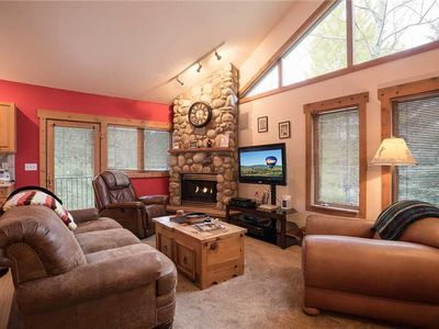 Photo for SC715 by Pioneer Ridge: Easy access to Mtn and Trails +  Private Hot Tub