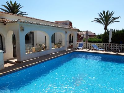 Photo for Great holiday home in Javea / Balcon al Mar