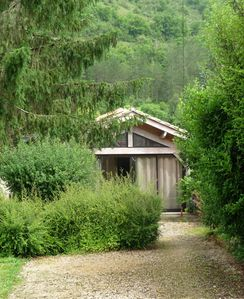Photo for Quiet cottage with large garden of 1400 m2 in the village of St Antonin and WIFI