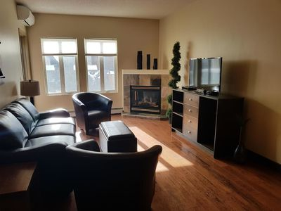 Sunset Resorts Canmore And Spa 2 Bedrooms 2 Bathrooms With Balcony Canmore