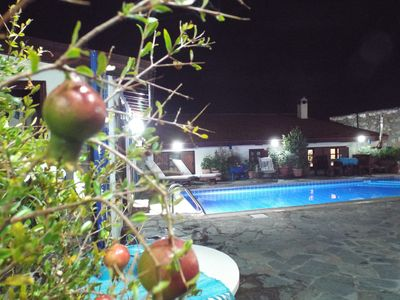Photo for An amazing,fully renovated villa in Eptagonia village,just 15 min from Limassol.