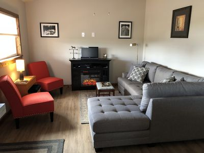Your new living room, The Big Hole