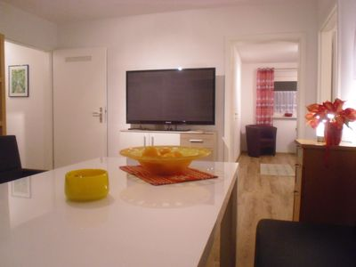 Photo for Beautiful + cozy apartments Duisburg near Dusseldorf Messe Süd