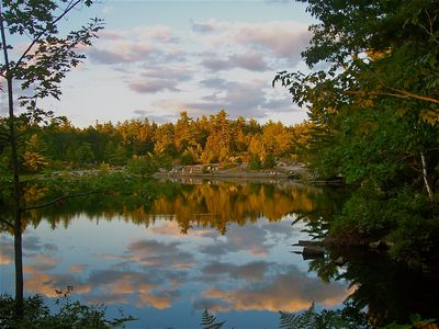 Photo for Special Offer Now in Downeast Acadia! Blackberry Cottage~Sauna~Sunsets~Secluded