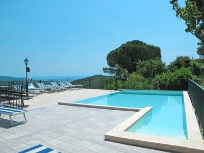 Photo for One bedroom Villa, sleeps 4 in Bosco Soprano with Pool, Air Con and WiFi