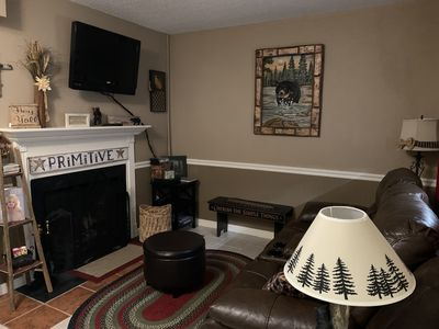 Photo for One Bedroom Condo in the Heart of Gatlinburg (OS 411)