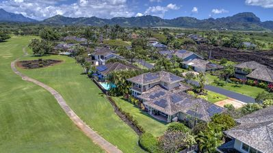 Photo for Beautiful and spacious 3 BR/3BA Poipu home on the Kiahuna Golf Course