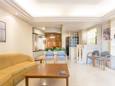 Photo for Spacious, Serene Stay in Lush Greenery