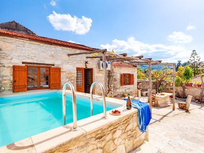 Photo for Vereniki Villa | Heated Pool
