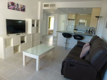 Stunning Refurbished 2 Bedroom Bellaluz Apartment - La Manga Club Resort