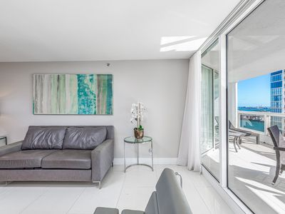 Photo for The Terrace on the Bay close to Miami Beach