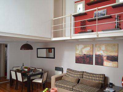 Photo for Palermo Soho Loft - Large- Office too -Close to Subway, Squares, Gardens