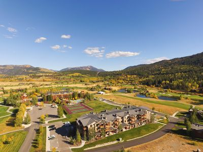Photo for 2 Bedroom Lux Condominium in Teton Springs Resort - Fun for the whole family!