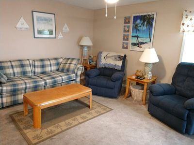 Photo for Perfect Summer Vacation Rental - Just 50 Ft. from the Beach!